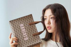 [★화보] 고민시, '러블리+우아' 봄 스타일링
