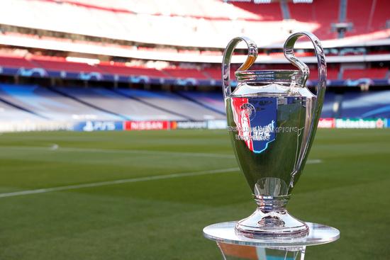 유럽축구연맹이 챔피언스리그 결승전을 미국 뉴욕에서 개최하는 방안을 고려하고 있는 것으로 알려졌다. /사진=로이터