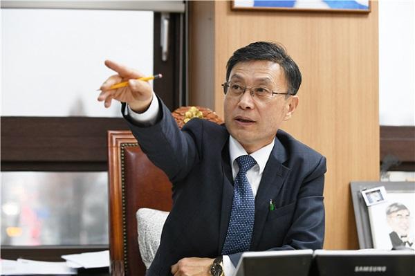정하영 김포시장. / 사진제공=김포시