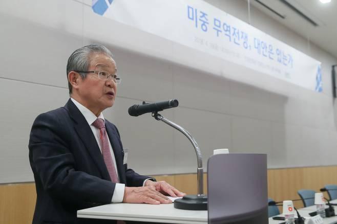 권태진 전국경제인연합회 부회장. / 사진=전국경제인연합회