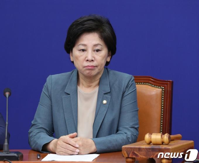 남인순 더불어민주당 의원 2020.7.27/뉴스1 © News1 신웅수 기자
