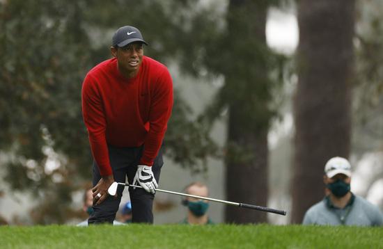 최근 교통사고로 중상을 입은 골프 스타 타이거 우즈가 후속 수술을 성공적으로 마쳤다. /사진=로이터
