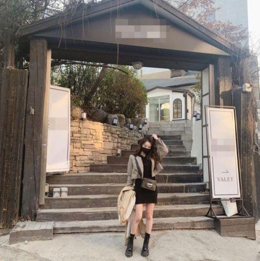 27일 배우 정유미가 근황을 통해 물오른 미모를 자랑했다. /사진=정유미 인스타그램