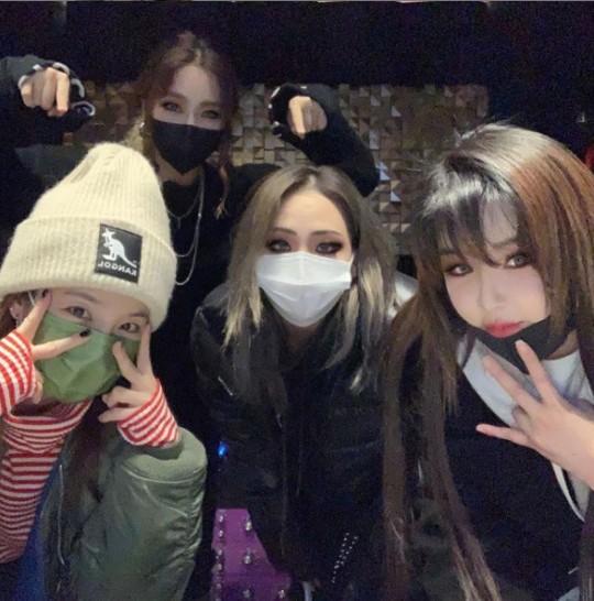 /사진=박봄 인스타그램