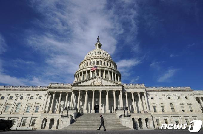 미국 국회의사당. © 로이터=뉴스1