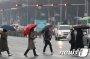 [내일 날씨] 아침 '쌀쌀'… 강원 영동·경북 동해안 계속되는 비