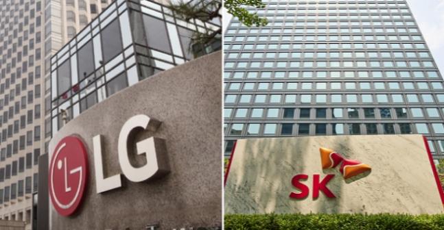 LG에너지솔루션과 배터리 분쟁을 벌이고 있는 SK이노베이션이 미국 백악관에 개입을 요청했다. /사진=뉴시스