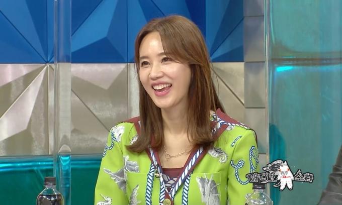 미스코리아 출신 배우 오현경이 탁재훈을 향한 진심을 고백한다. /사진=라디오스타 제공