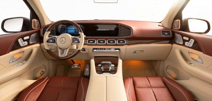 메르세데스-벤츠 코리아가 메르세데스-마이바흐 최초의 SUV이자 'SUV의 S-클래스'를 표방하는 GLS의 최상위 모델인 '더 뉴 메르세데스-마이바흐 GLS 600 4MATIC'을 국내 출시했다. /사진제공=메르세데스-벤츠 코리아