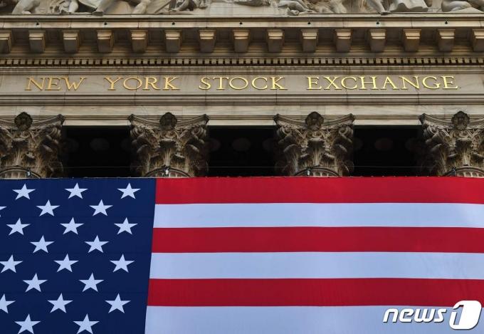 뉴욕증권거래소/AFP=뉴스1