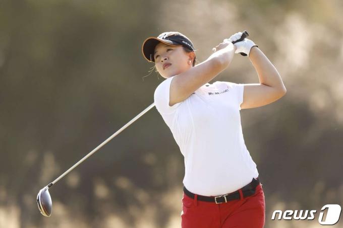 김세영. © AFP=뉴스1