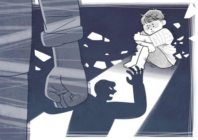 아이들 식판 10분만에 치운 어린이집… CCTV '충격'