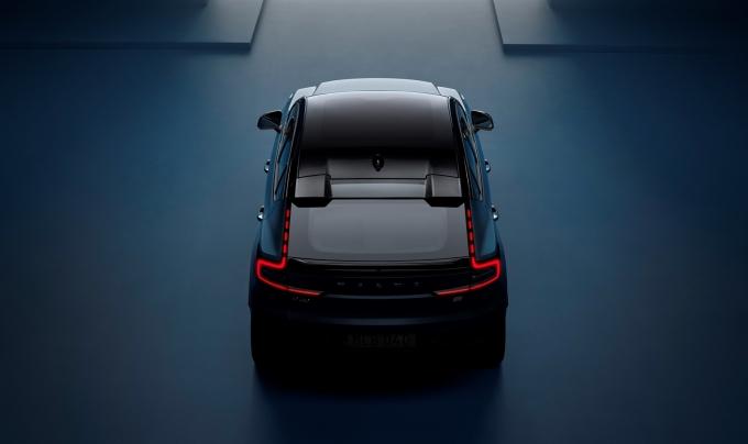 볼보자동차가 차세대 순수 전기차 '볼보 C40 리차지'(Recharge)를 세계 최초로 공개했다./사진=볼보자동차