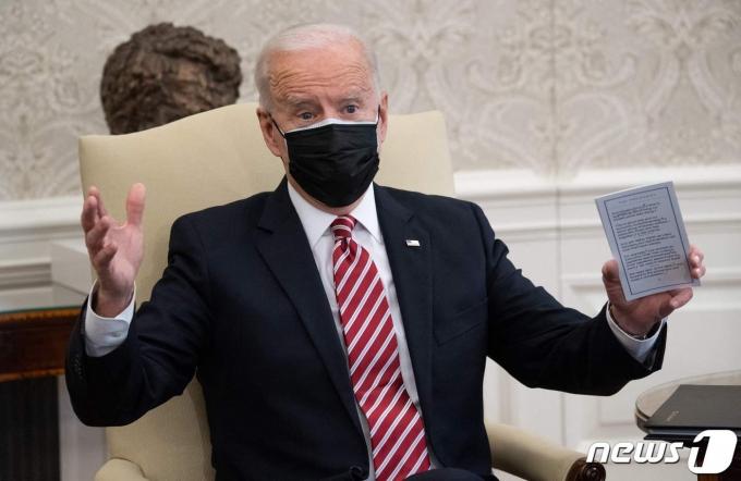 조 바이든 미국 대통령 © AFP=뉴스1 © News1 우동명 기자