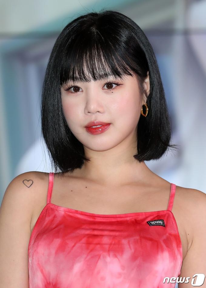 (여자)아이들 수진/뉴스1 © News1 김진환 기자