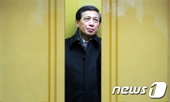 장예쑤이 전국인민대표회의(전인대) 대변인. © News1 송원영 기자