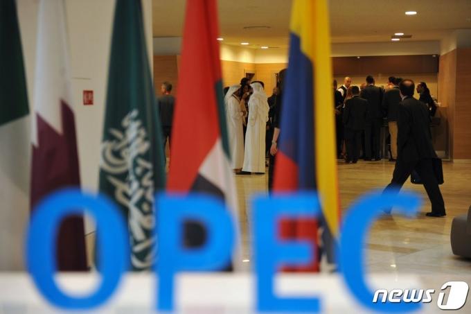 석유수출국기구(OPEC). © AFP=뉴스1