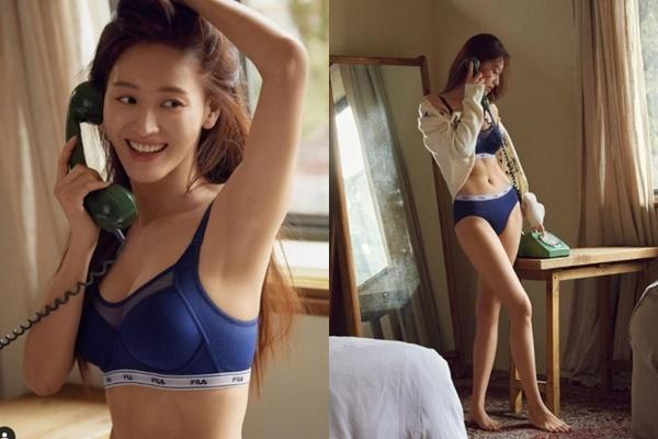 걸그룹 레인보우 출신 배우 김재경이 매력을 드러냈다. /사진=재경 인스타그램