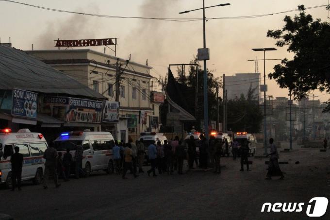 소말리아의 수도 모가디슈 (자료사진. 기사 내용과 관계 없음) © AFP=뉴스1
