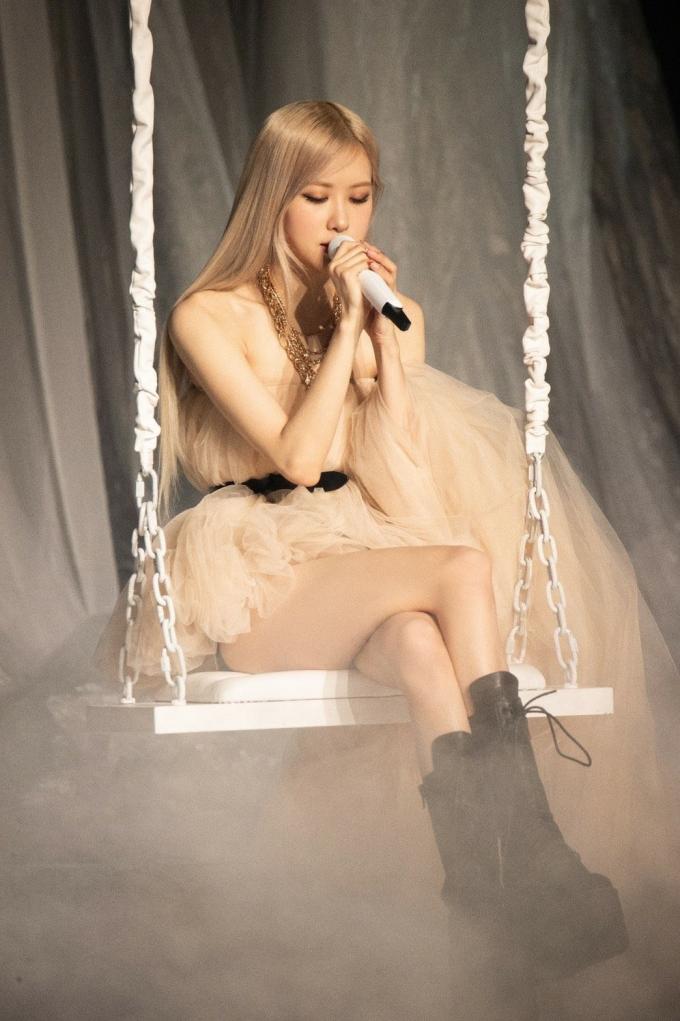 블랙핑크 로제/YG엔터테인먼트 제공 © 뉴스1