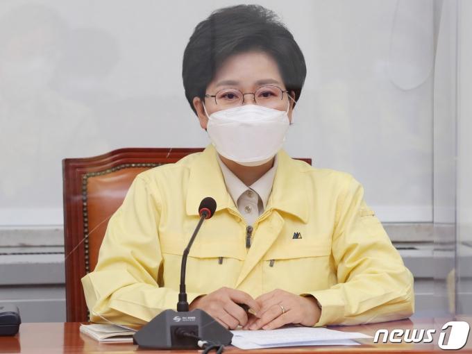 양향자 더불어민주당 최고위원./뉴스1 © News1 박세연 기자