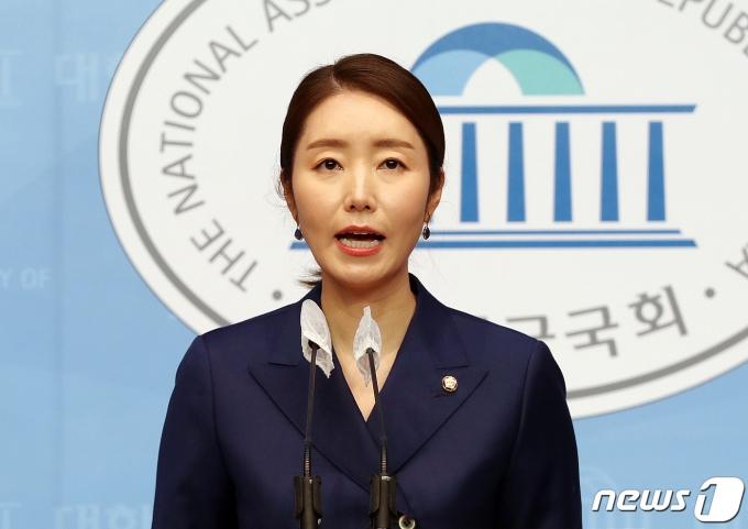 깅선우 더불어민주당 대변인./뉴스1 © News1 박세연 기자