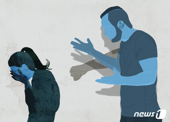 """""""오빠, 우리 헤어져""""하는 순간 주먹질… 춘천 40대 남성 집행유예"""