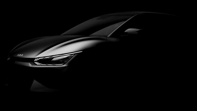기아 최초의 전용 전기차 명칭이 'EV6'로 확정됐다./사진=기아