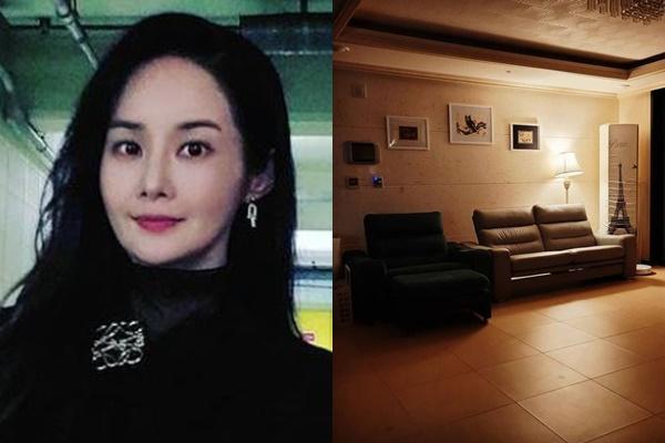 배우 김가연이 자신의 SNS를 통해 tvN '신박한 정리' 후기를 전했다. /사진=김가연 인스타그램