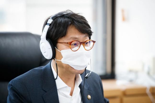 도규상 금융위원회 부위원장/사진=금융위원회