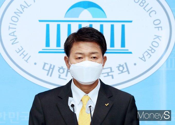 """[머니S포토] 여영국 """"LH 직원 투기 의혹, 개인 일탈 아닌 구조적 범죄"""""""