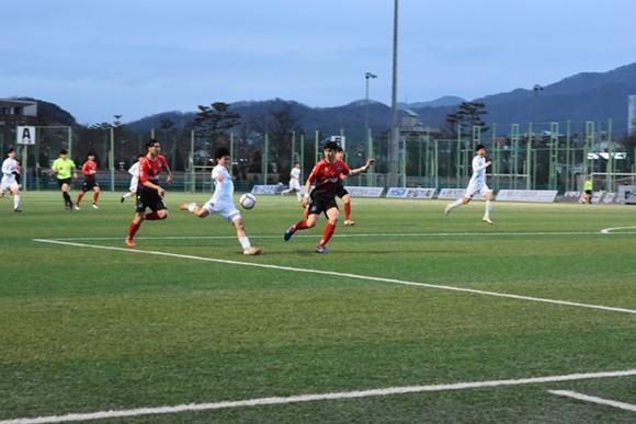 양평 FC가 2021 KEB 하나은행 FA컵 1라운드 경기에서 충주시민구단을 물리치고 산뜻하게 시즌을 시작했다. / 사진제공=양평 FC