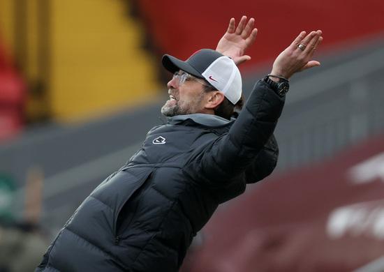 위르겐 클롭 리버풀 감독이 독일 대표팀 부임설에 강하게 선을 그었다. /사진=로이터