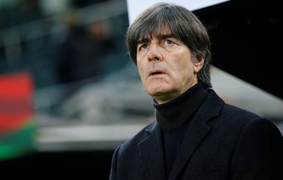 15년 동안 독일 대표팀을 이끈 요하임 뢰브 감독은 오는 여름 유로2020을 마지막으로 대표팀 벤치를 떠난다. /사진=로이터