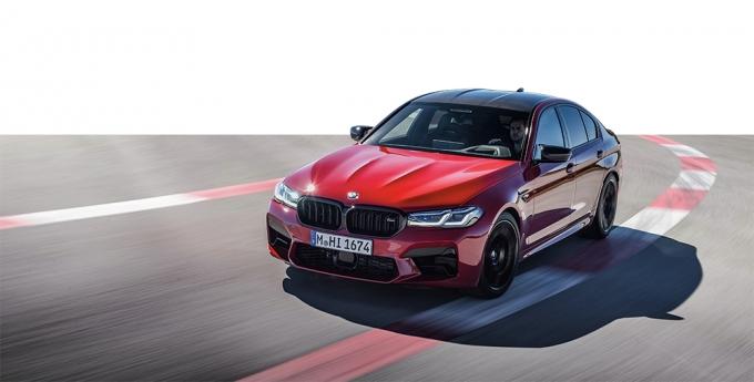 BMW 뉴 M5 컴페티션 /사진제공=BMW