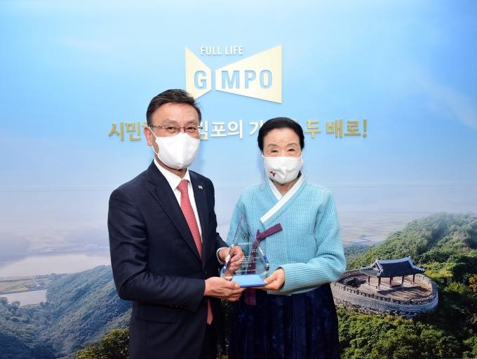 김포시(시장 정하영)는 '제16회 경기도 박물관인상 공로상'을 수상했다고 밝혔다. / 사진제공=김포시