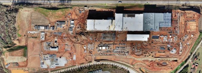 SK이노베이션 미국 조지아주 공장 전경. / 사진=SK이노베이션