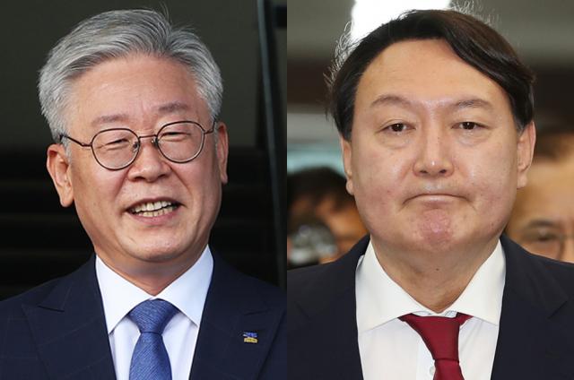 이재명 경기도지사(왼쪽), 윤석열 검찰총장. / 사진=머니S DB