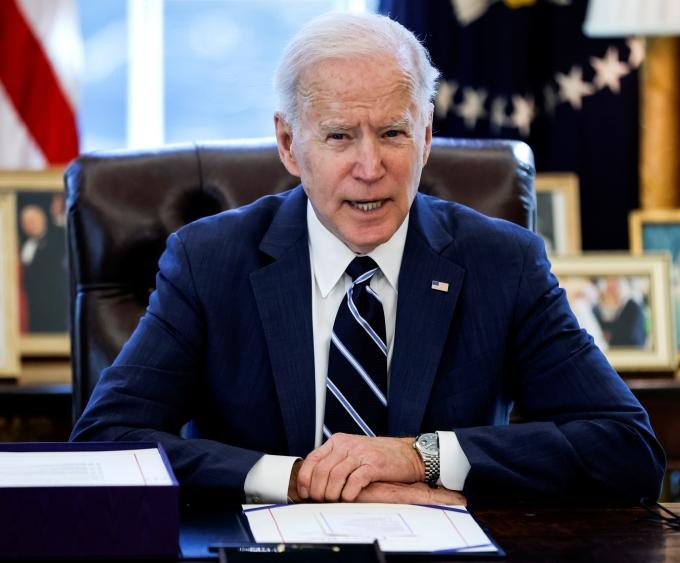 조 바이든 행정부가 북한에 수차례 접촉을 시도했지만 답변을 받지 못했다./사진=로이터