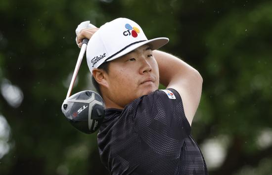 프로골퍼 임성재가 19일(한국시간) 개막한 PGA투어 혼다 클래식 첫날을 공동 15위로 출발했다. /사진=로이터