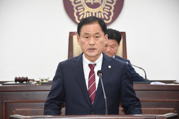 김승호 동두천시의원. / 사진제공=동두천시의회