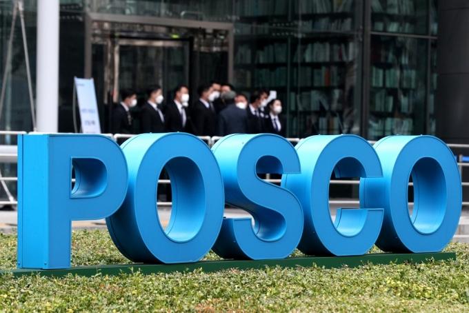 포스코가 미국에 수출하는 선재(코일 모양의 철강제품)의 반덤핑 관세율을 대폭 줄였다./사진=뉴스1 황기선 기자