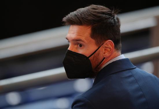 FC바르셀로나 공격수 리오넬 메시가 자유계약선수가 되기까지 100일 밖에 남지 않았다. /사진=로이터