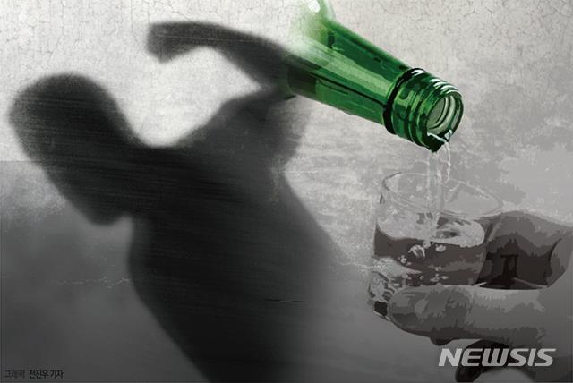 """집행유예 기간 중 술을 마시다가 """"조용히 해달라""""고 한 이웃에 흉기를 휘두른 50대 남성이 실형을 선고받았다. /사진=뉴시스"""