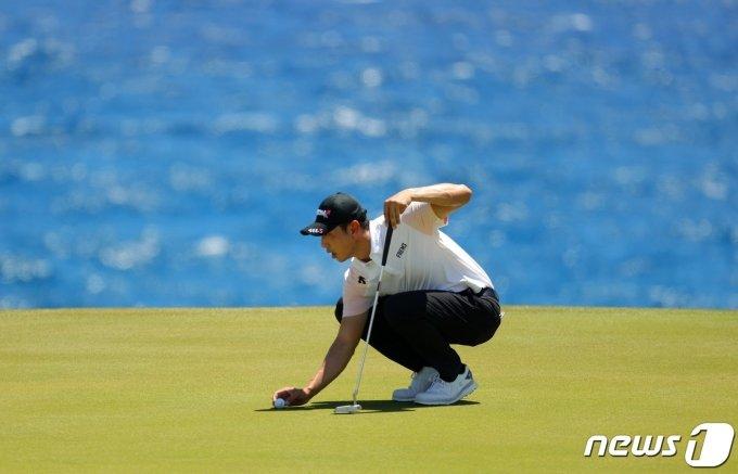 배상문, PGA 투어 코랄 레스 챔피언십 2R 공동 60 위 … 올해 첫 컷 통과
