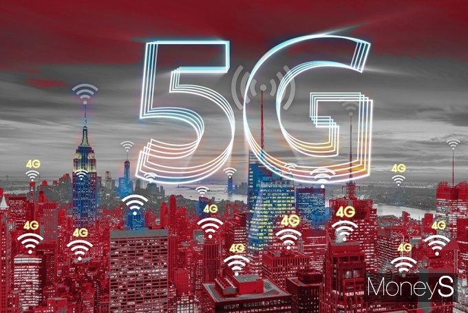 5G가 상용화된 지도 2년이 흘렀으나 여전히 우리는 LTE 세상에서 살고 있다. /그래픽=김은옥 기자