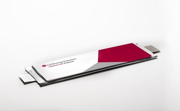 LG에너지솔루션 파우치 배터리. /사진=LG에너지솔루션