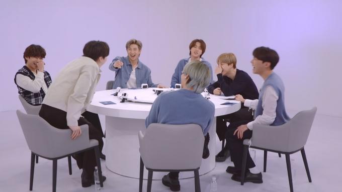 그룹 방탄소년단이 최초로 TV토크쇼에 단독 출연한다. /사진=KBS 제공
