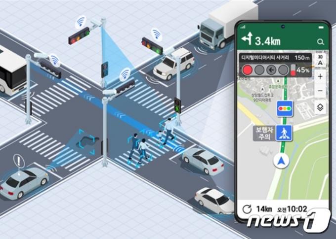 국토교통부는 전국 지자체를 대상으로 지능형교통체계(ITS·C-ITS) 추진계획을 소개하고 의견을 수렴하기 위한 설명회를 30일 개최한다. /사진=뉴스1(서울시제공)