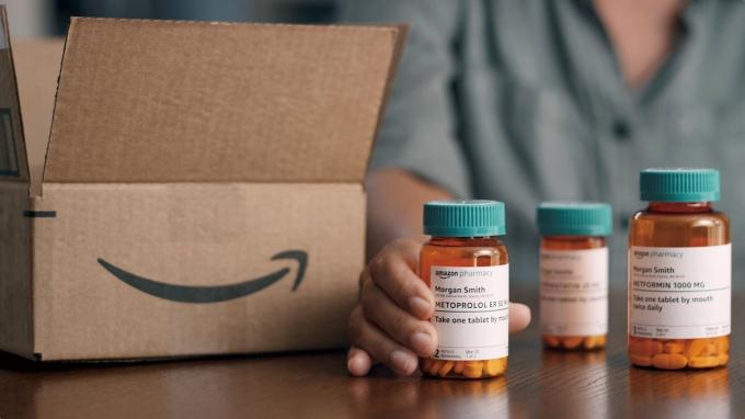 아마존이 온라인 약국 스타트업 필팩을 인수해 배송에 나섰다. /사진=로이터
